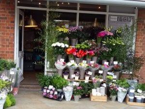 Magnolia the Florist Kettering shop