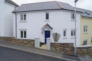 Corner Cottage Cornwall