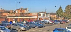 Commons Car Park