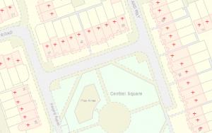 Example of detailed OS Mastermap data