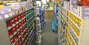 Large range of fasteners and fixings metric and imperial