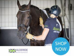 Aloe vera for top equestrians