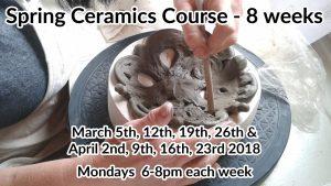 Ceramics Courses