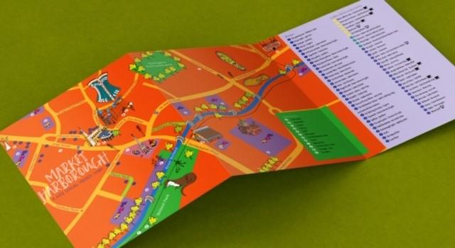 Market Harborough Map