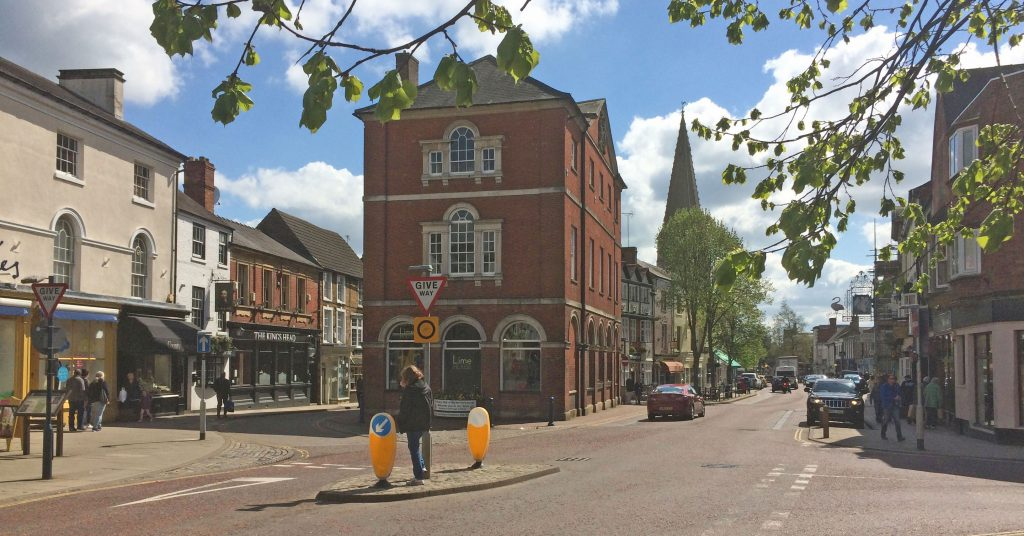 Livable Market Harborough