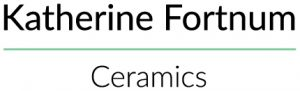 Katherine Fortnum Ceramics logo jpeg 7 300x91