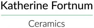 Katherine Fortnum Ceramics logo jpeg 8 300x91