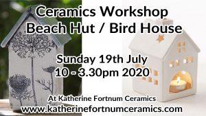 beach hut bird house group workshop19th july 2019 300x169