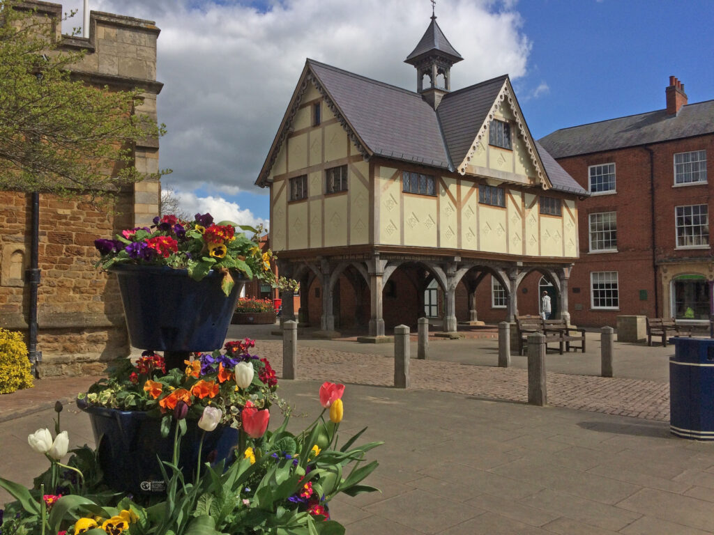 Spring Market Harborough